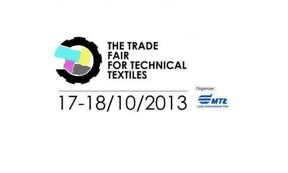 Baltex at Technical Texiles Fair in Lodz, Poland.