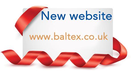 New Baltex Website